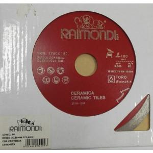 Disco Diamantato 180 mm Raimondi