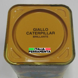 giallo caterpillar brillante saratoga