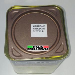 marrone rinascim metallizzato saratoga