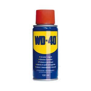 WD -40 100 ML LUBRIFICANTE, ANTICORROSIVO E SBLOCCANTE, TRASPARENTE