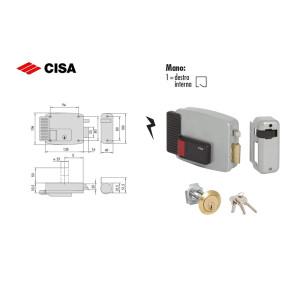 Cisa-ELETTROSERRATURE DA APPLICARE A CILINDRO destra 11610 (3)