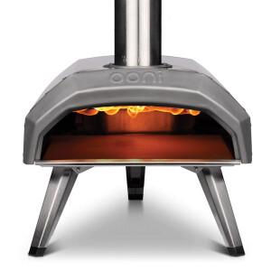 Forno Pizza Portatile A Legna Carbone Ooni Karu 12